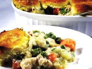 Chicken Pot Pie.  Must try.: Skinny Chicken, Pots Pies Recipes, Chicken Pot Pies, Comforter Food, Weights Watchers Points, Skinny Fi, Chicken Pots Pies, Skinnyfi, Points Plus