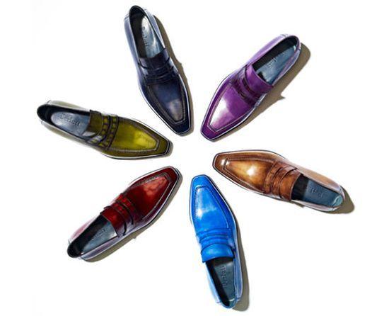 Most expensive shoes for men : Bornrich