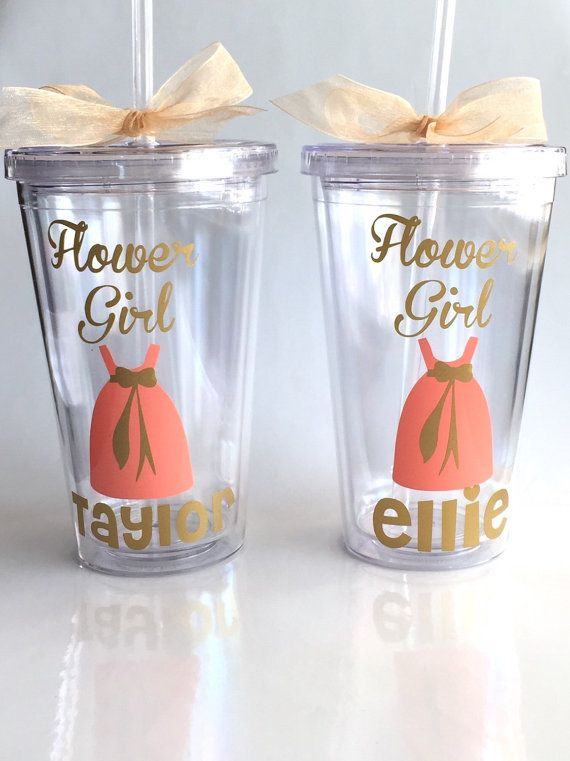 Best 25+ Flower girl gifts ideas on Pinterest | Personalized ...
