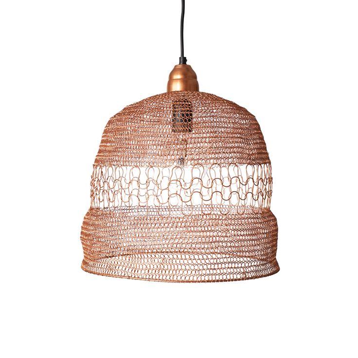 Weave 3 Dome Pendant