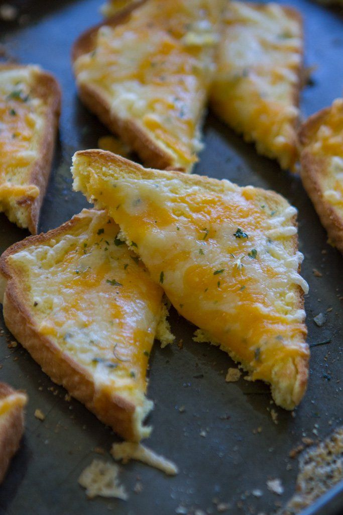 Four Cheese Texas Toast | Lauren's Latest | Bloglovin'