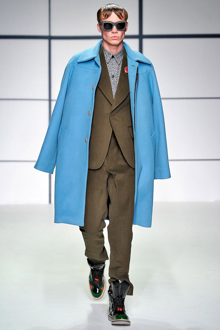 Xander Zhou Fall/Winter 2013