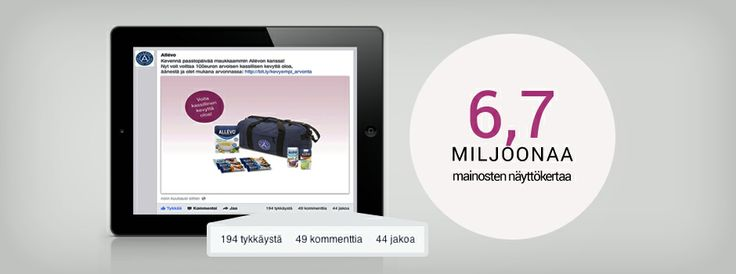 Allévo: Facebook-huolenpito ja kampanja // Facebook management and campaign for Allévo