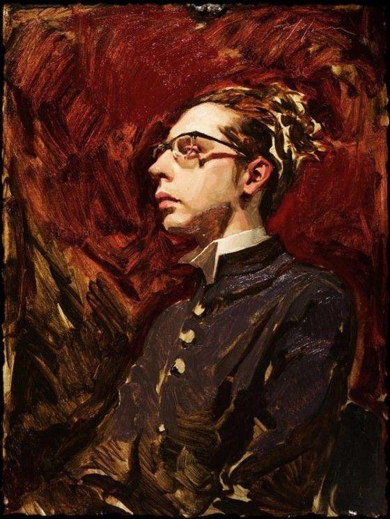 michael hussar alla prima paintings | Michael Hussar - Pittore americano dallo stile gotico
