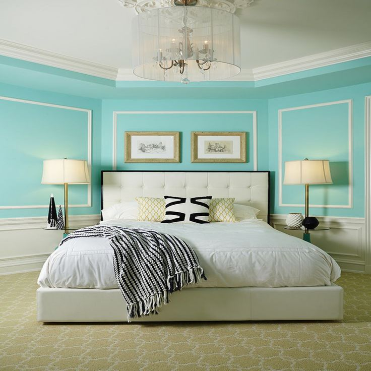 The 25+ best Tiffany blue bedroom ideas on Pinterest | Teal study ...