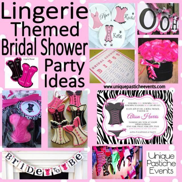 Best 25+ Lingerie bridal showers ideas on Pinterest ...