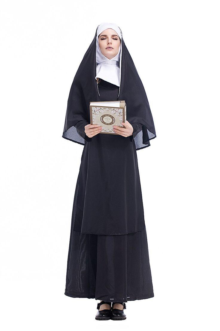 Best 25+ Nun costume ideas only on Pinterest   Nun halloween ...