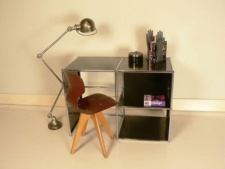 Bureau USM Fritz Haller - maisonsimone.com