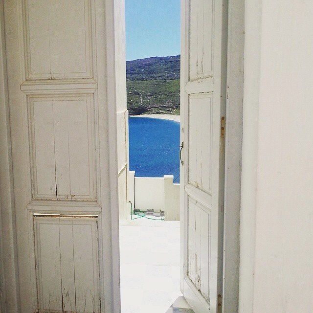 he door is open for your summer vacation in Greece . Gorgeous Andros island (Άνδρος). Impressive island with rich history and fabulous beaches !