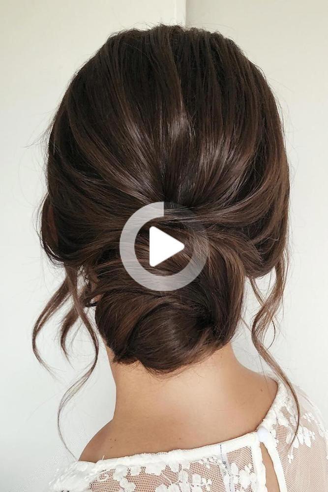 72 Beste Hochzeit Frisuren Fur Lange Haare 2020 Hochzeit Nach Vorn Hochzeitsfrisuren Lange Haare Hochsteckfrisuren Lange Haare Hochsteckfrisuren Dunkle Haare