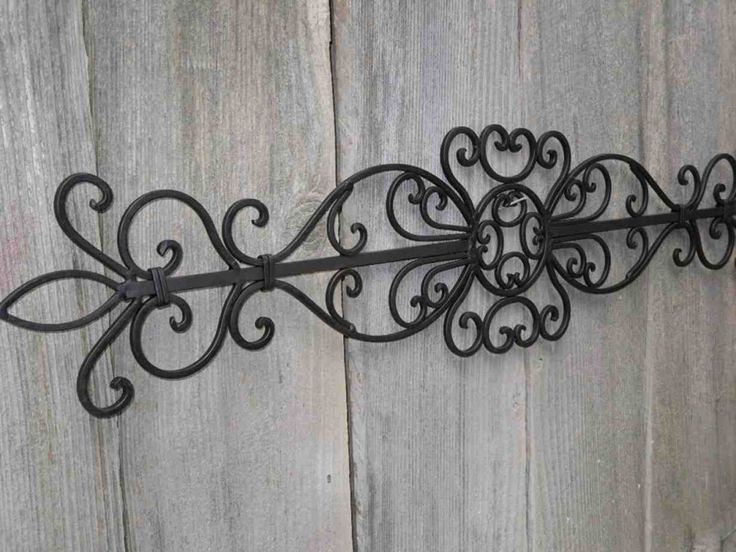 1000+ Ideas About Iron Wall Decor On Pinterest