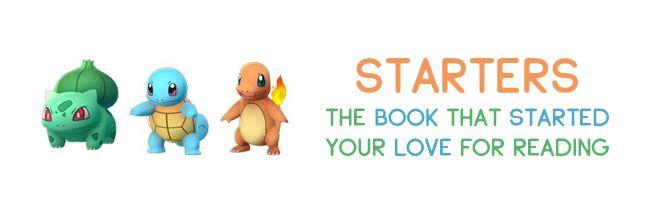 Book TAG: Pokemon Go Book Tag