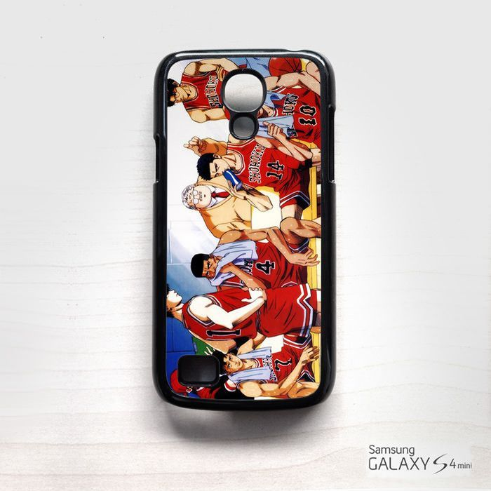 Shohoku team of Slamdunk for Samsung Galaxy Mini S3/S4/S5 phonecases