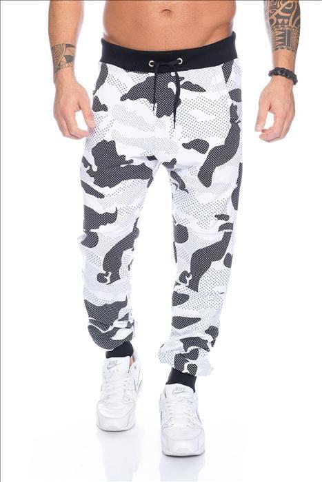 Raff & Taff Herren Camouflage Sporthose – STYLEKINGZZ