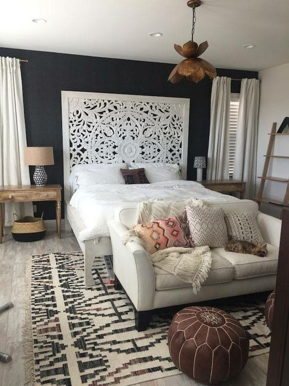 Idée Déco Chambre Bohème, Style Hippie, Inspiration Voyage, Tiny House,  Bali Inspiration