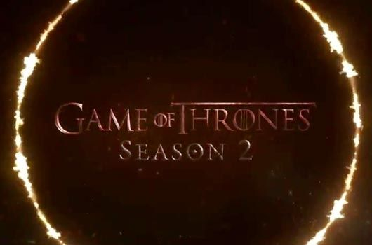 Game of Thrones Season 2 Premiere Review - Prepare for War as several sides get ready to battle for the Iron Throne!