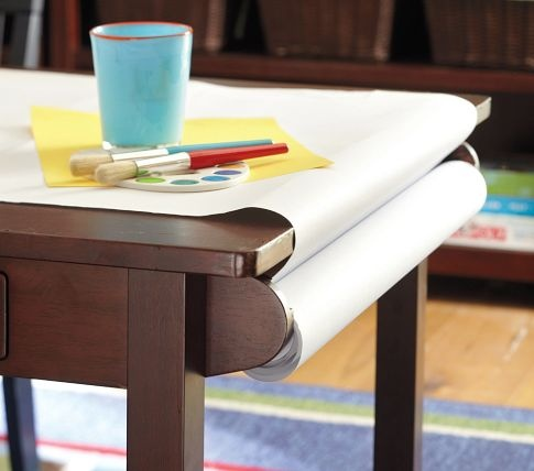 Carolina Craft Table Paper Roll: Give Your Kids A Nearly Endless Surface  For Drawing And Painting. Install Our Paper Roll On Our Carolina Craft Table  And ...