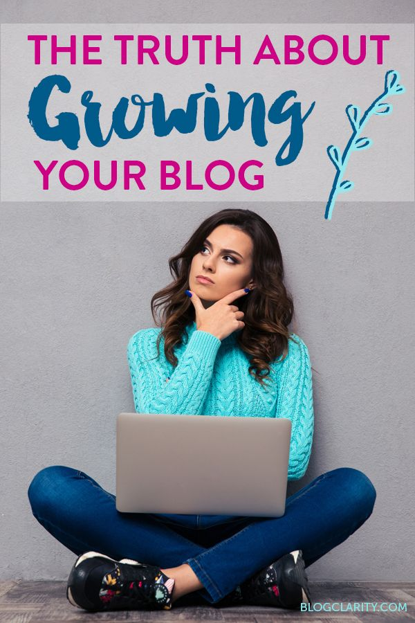 The Truth about Growing Your Blog Biz