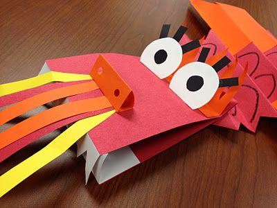 paper Chinese dragon to make