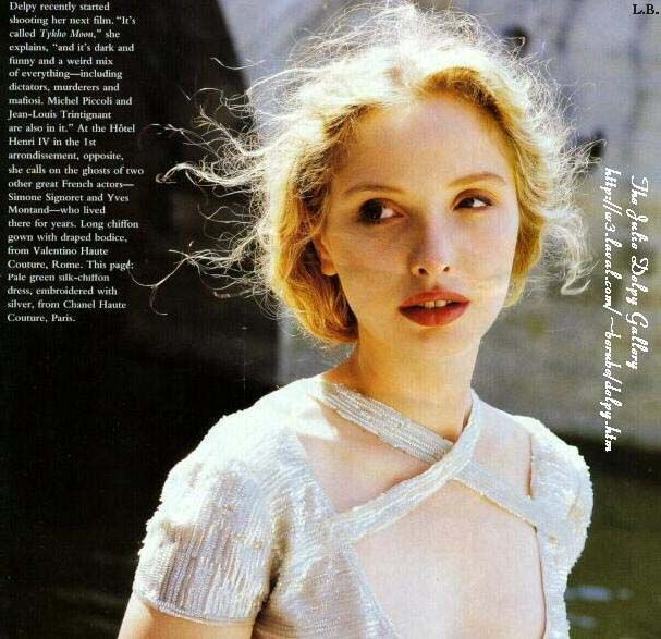 julie delpy so beautiful