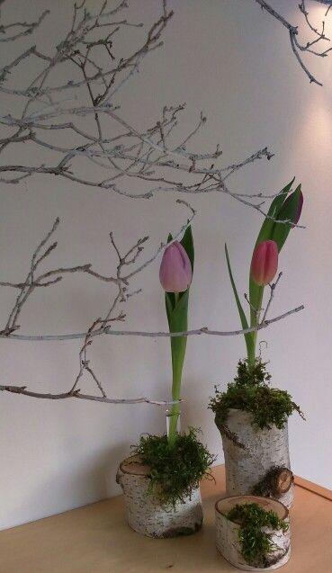 Frühlingsvasen
