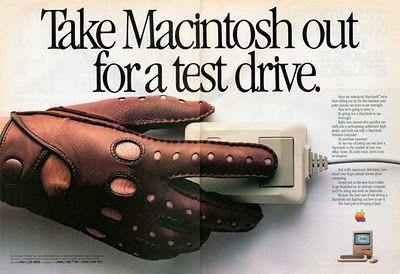 Macintosh #Apple #publicity