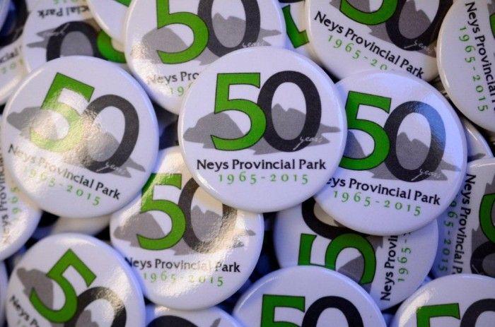 Neys Provincial Park Turns the Big 5-0!