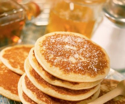 pancakes de Cyril Lignac: