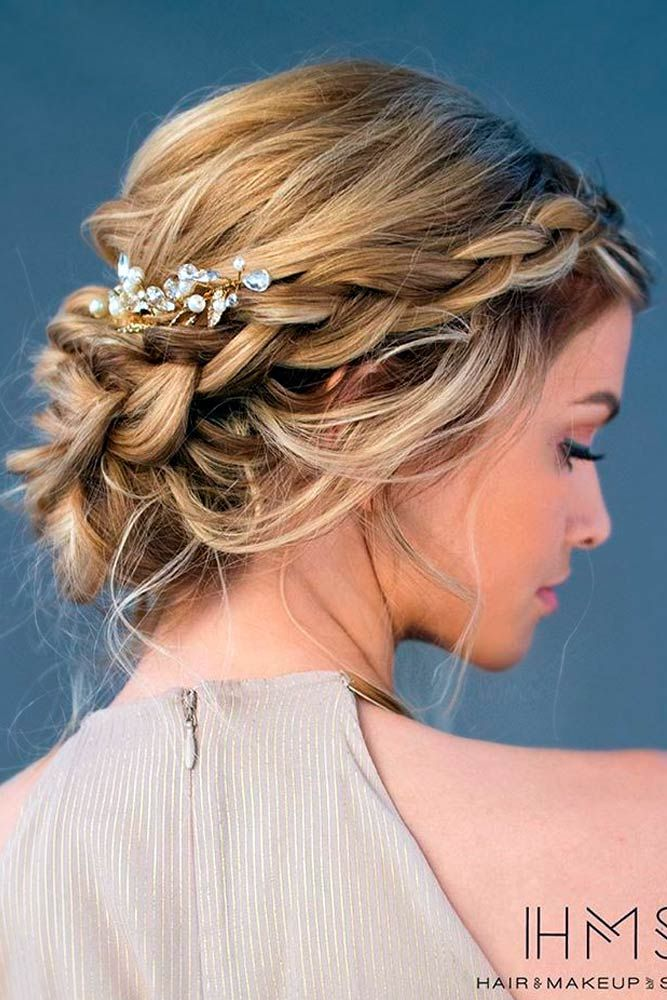 25+ Best Ideas About Party Hairstyles On Pinterest