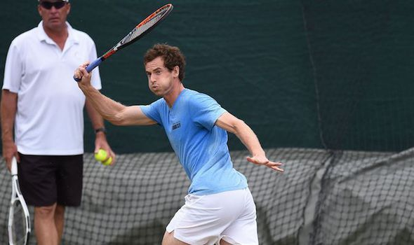 Wimbledon 2017 order of play day three: Schedule for Andy Murray and Johanna Konta