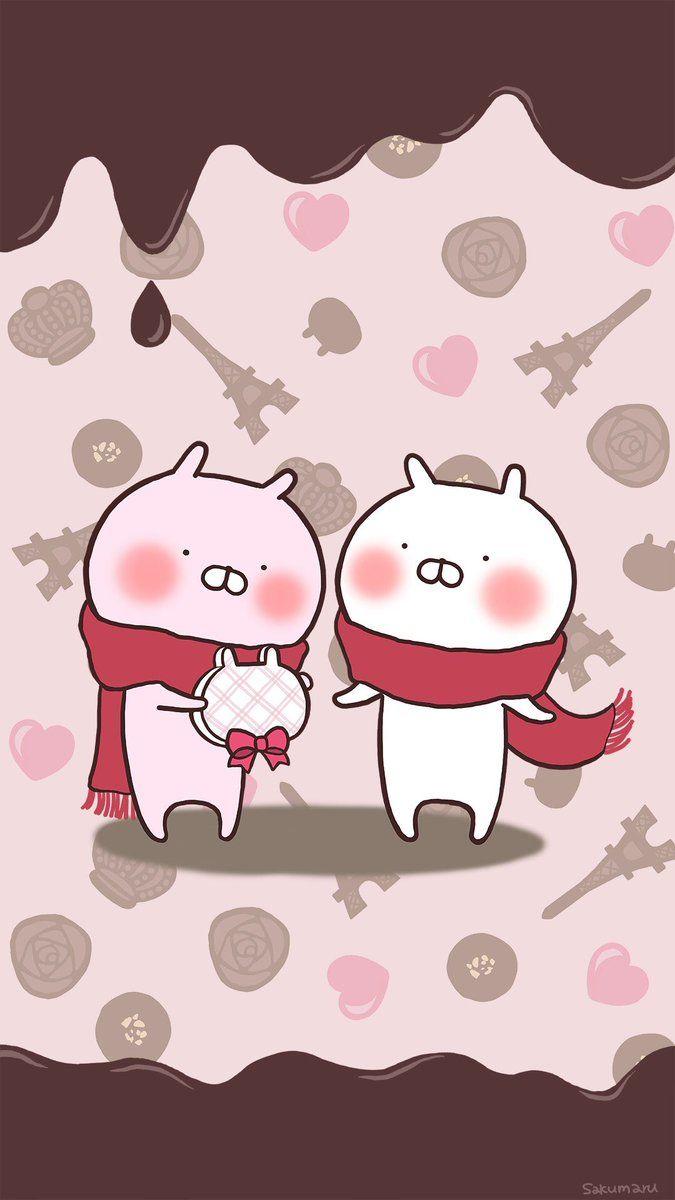 Sakumaru うさまるといっしょ Cute Illustration Cute Art Graphic Illustration