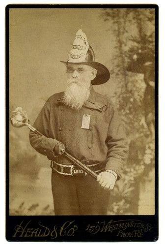 Fire Fighter Veteran Fireman One Arm Amputee Providence R