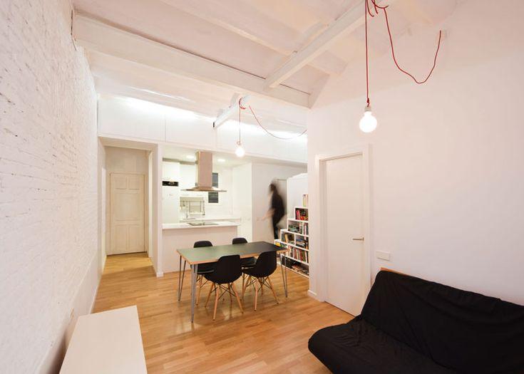 Oltre 25 fantastiche idee su piccoli appartamenti su for Piccoli appartamenti design