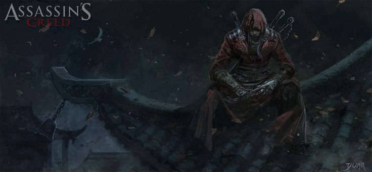 According to ChaoyuanXu (deviantART), the next Assassin's Creed should be in China. I agree.