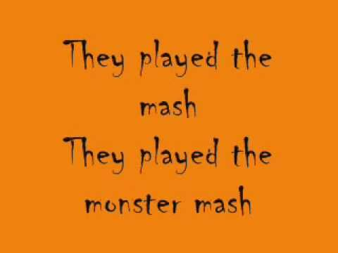 monster mash essay Monster mash is a fun halloween-themed pop song by bobby pickett and the crypt kickers we use this fun novelty song to explore efl halloween vocabulary.