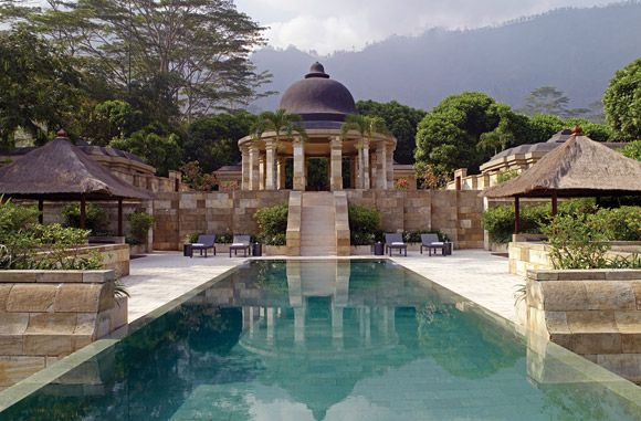 Amanjiwo Resort, Central Java