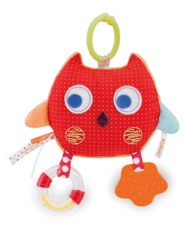 Look at this #zulilyfind! Kaloo My Comforting Owl Toy by Kaloo #zulilyfinds