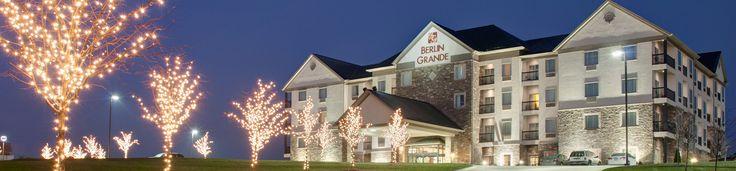 Berlin Grande Hotel in Berlin, Ohio
