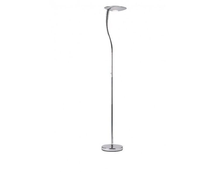 Endon RIMINI-CH Rimini  R7s Tungsten Floor Lamp