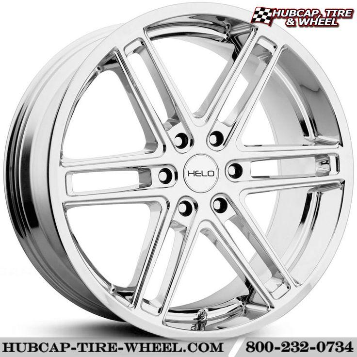 Helo HE908 Chrome Wheels Rims