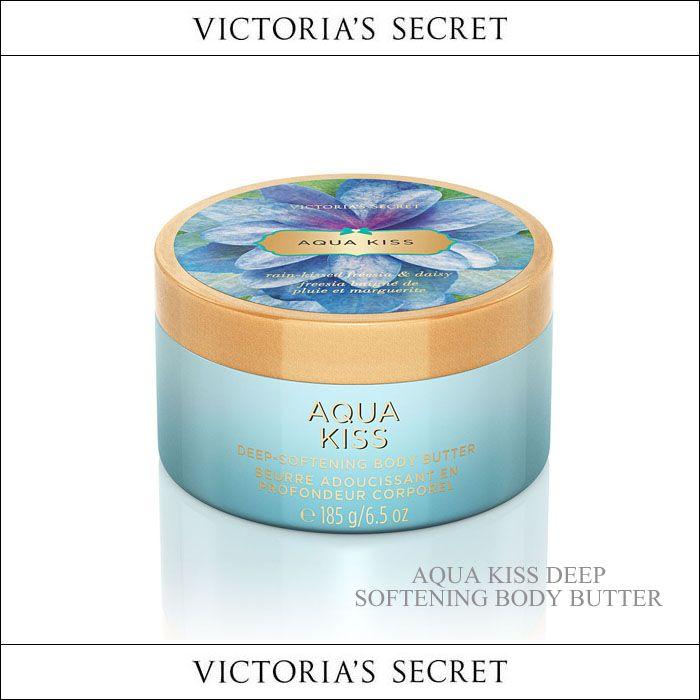 Victoria's Secret [ヴィクトリアシークレット] TVや雑誌でも多数紹介されたブランドVictoria's Secretから大人気のボディバターが入荷! AQUA KISS【海外買い付け最新作】【新入荷】