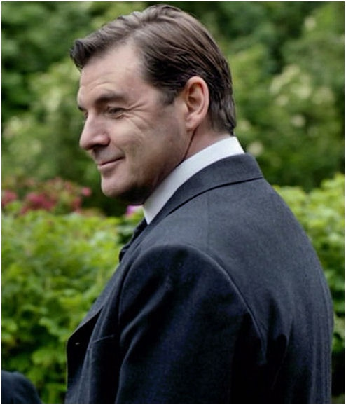 Bates  | More Downton Abbey photos here:  http://mylusciouslife.com/historical-style-downton-abbey-photos/
