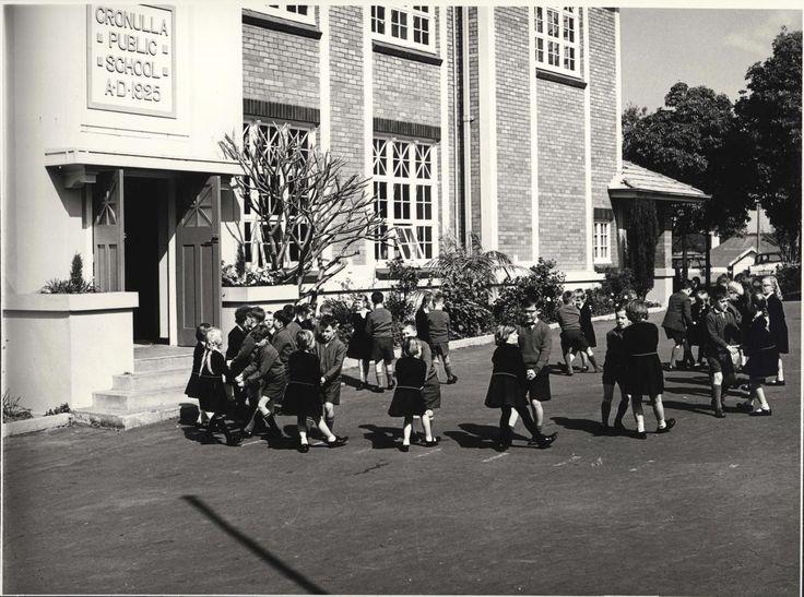 100 YEARS ON - Celebrating 100 Years of Cronulla Public School - cronulla.nsw.edu.au