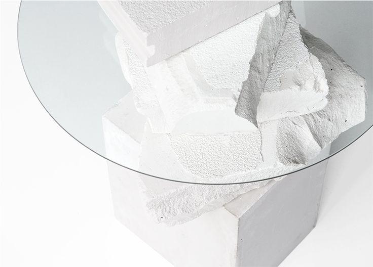 love aesthetics - unbroken side table