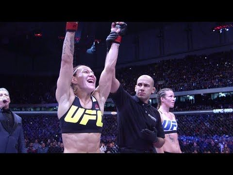 MMA UFC 219: Cris Cyborg vs Holly Holm - Daniel Cormier Preview