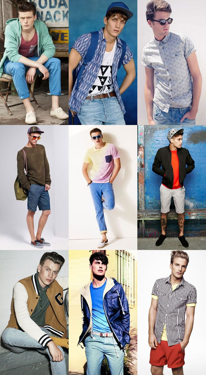 In the early 1990s, several mid and late 1980s fashions remained very stylish among both sexes, especially the preppy look. Description from designinsightz.blogspot.com. I searched for this on bing.com/images