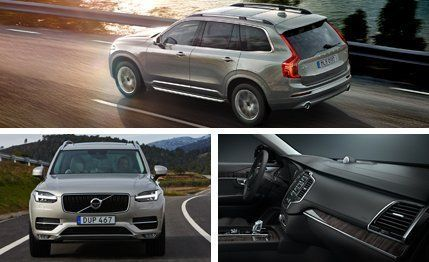 Volvo XC90 Reviews - Volvo XC90 Price, Photos, and Specs - Car and Driver