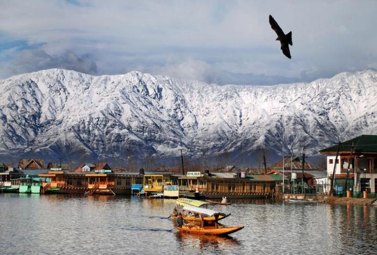 Dal Lake kashmir ,India