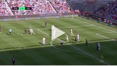 XALIL BLOG: Video:  Stoke City   1 -  2  Liverpool   Premier L...