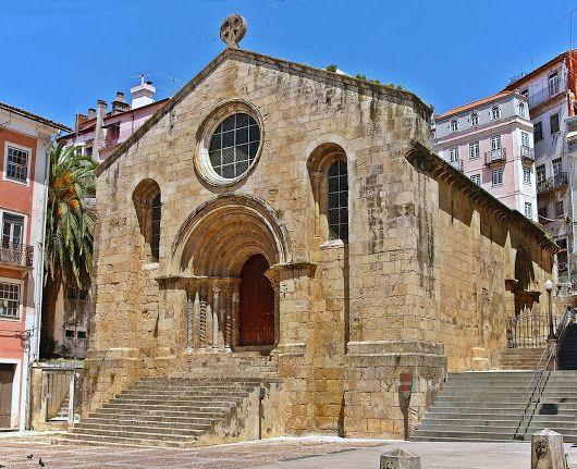 Igreja de São Tiago, Coimbra.